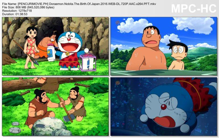 [PENCURIMOVIE.PH] Doraemon.Nobita.The.Birth.Of.Japan.2016.WEB-DL.720P.AAC.x264.PFT.mkv_thumbs_[2016.09.02_15.06.46]